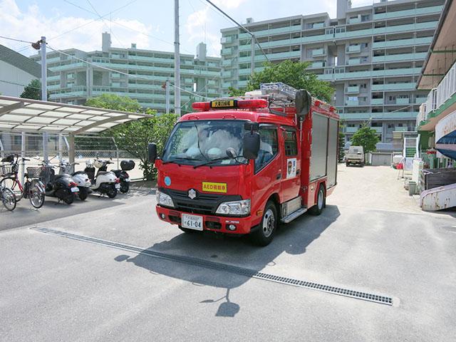 消防署の立入検査1