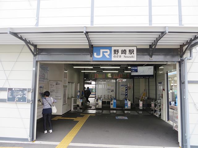 野崎駅までの確認2