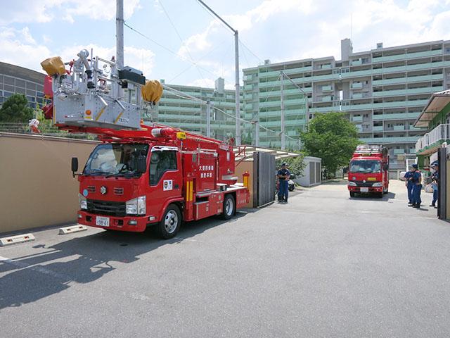 消防署の立入検査2