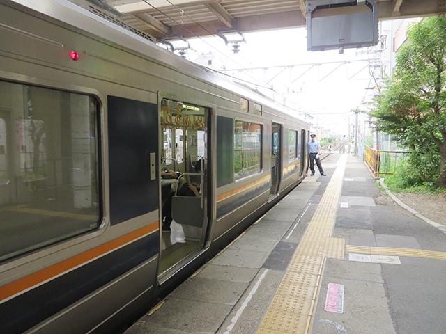 野崎駅までの確認1