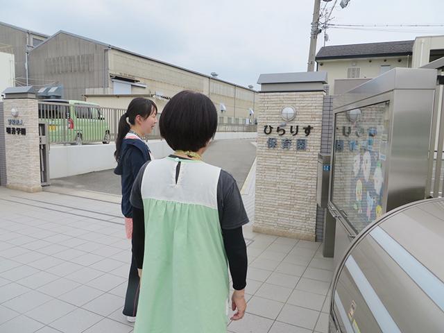 野崎駅までの確認4